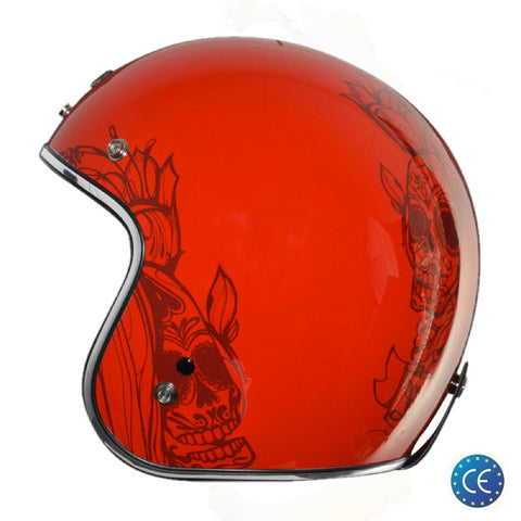 Capacete Origine Primo Looser Red