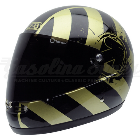 Capacete NZI integral STREET TRACK ARROW