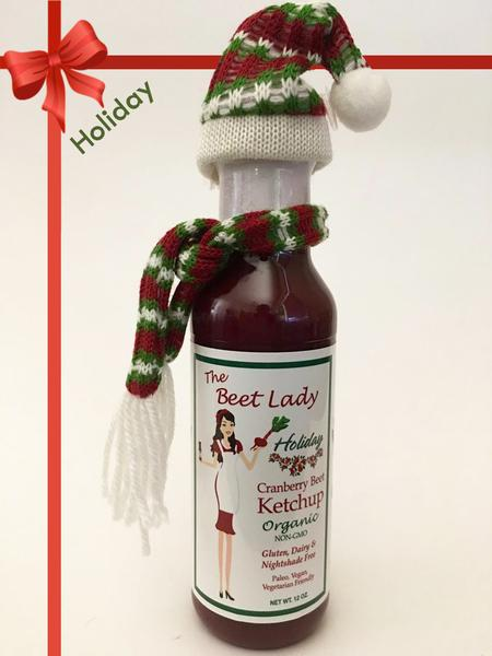 Cranberry Ketchup - HOLIDAY