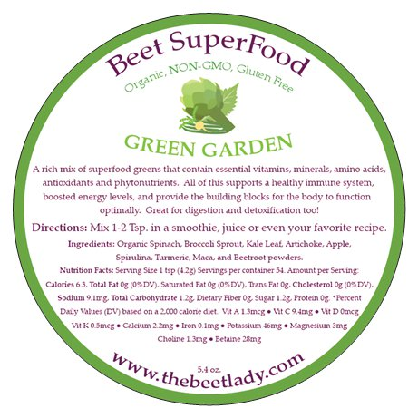 Green Garden SuperFood