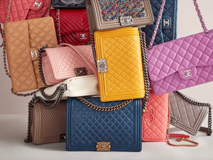 Luxury Handbags & Wallets