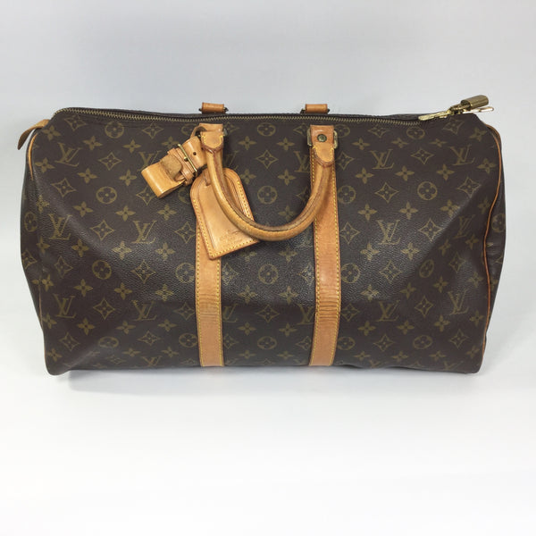 Louis Vuitton Monogram Keep All 45