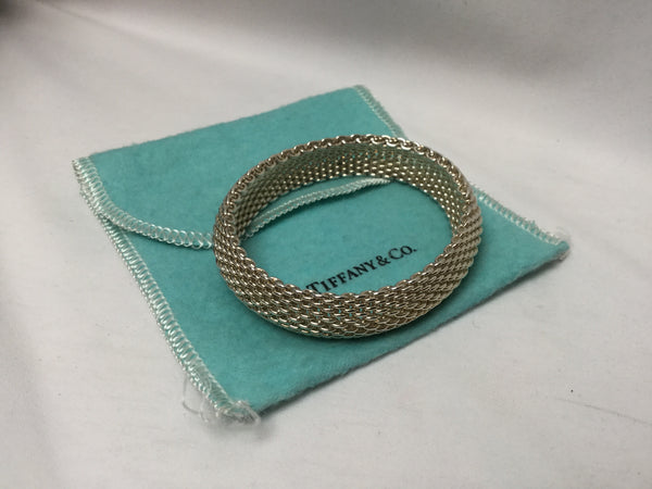 Tiffany & Co Sterling Silver 925* Somerset Bracelet