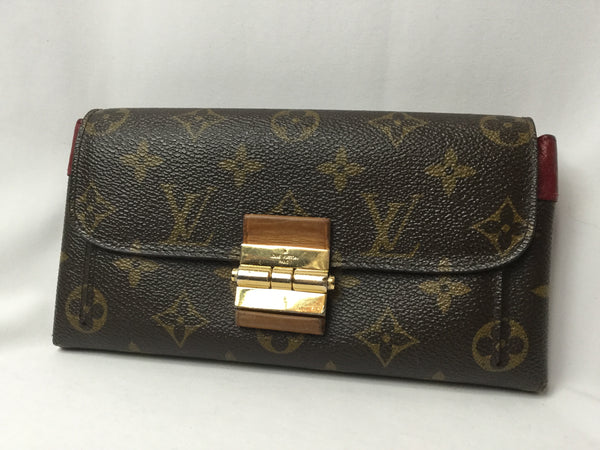 Louis Vuitton Monogram Canvas Elysee Wallet