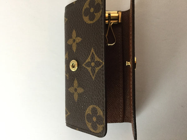 Louis Vuitton Monogram Canvas 4 Key Ring Holder
