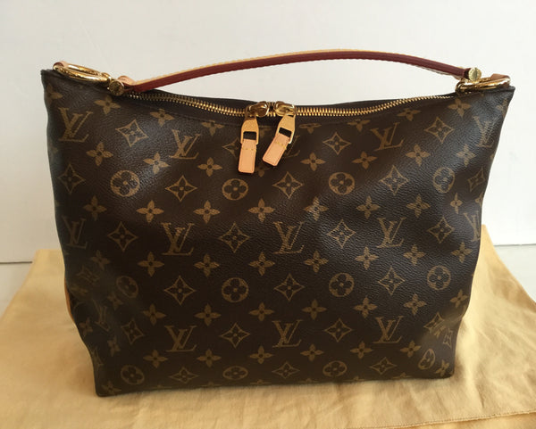 Louis Vuitton Monogram Canvas Sully PM