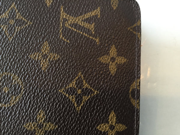 Louis Vuitton Monogram Classic Compact Zippy Bifold Wallet