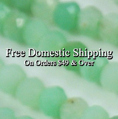 Free Shipping On Orders $49 & Over