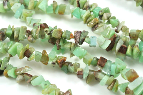 Chrysoprase Chips Medium 4-7mm