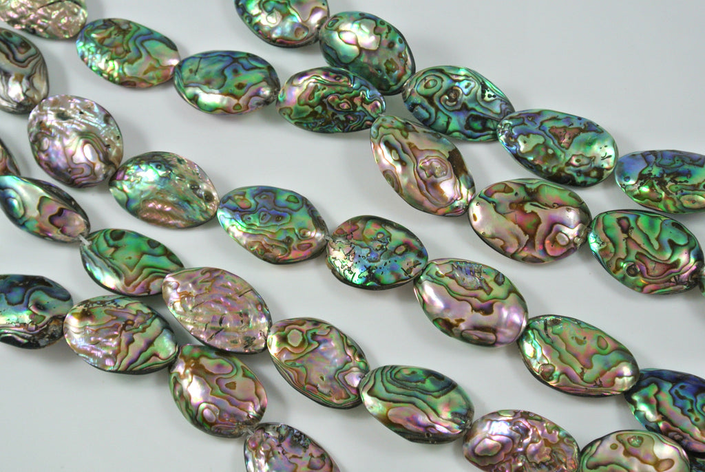 Abalone Free Form Nugget 20-30mm