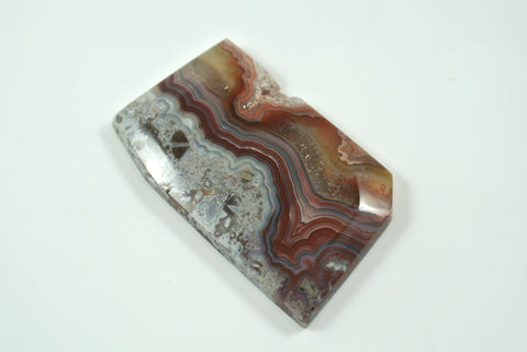 Cabochon Mexican Crazy Lace Agate 31x47mm