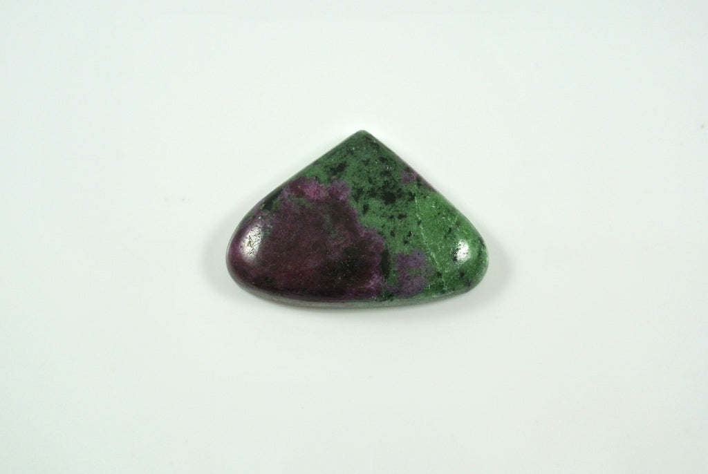 Cabochon Ruby in Zoisite 20x29mm