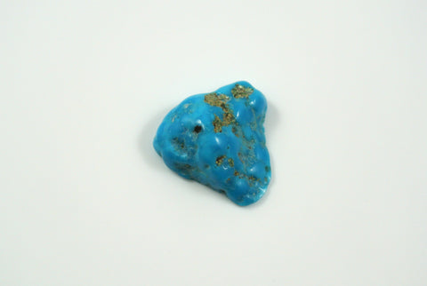 Cabochon American Turquoise Nugget 19x21mm