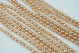 Freshwater Pearl Champagne Rice 4.5-5.5mm