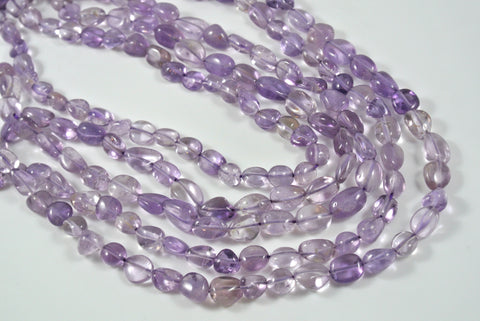 Cape Amethyst Freeform Nugget 12-14mm
