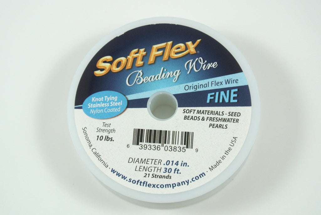 Soft Flex Fine Stainless Steel 0.014 30 Feet