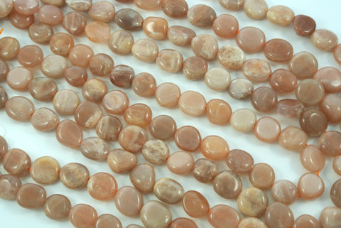 Sunstone Free Form Nugget 12-14mm