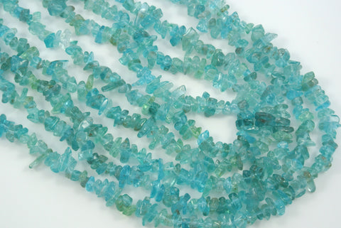 Apatite Chips Tumbled 5-8mm