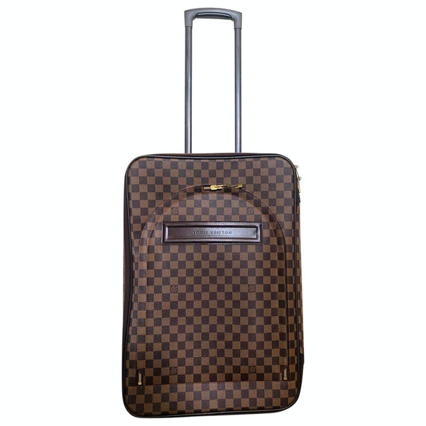 Louis Vuitton Pegase 55 N23294 Brown Damier Travel Bag  11487