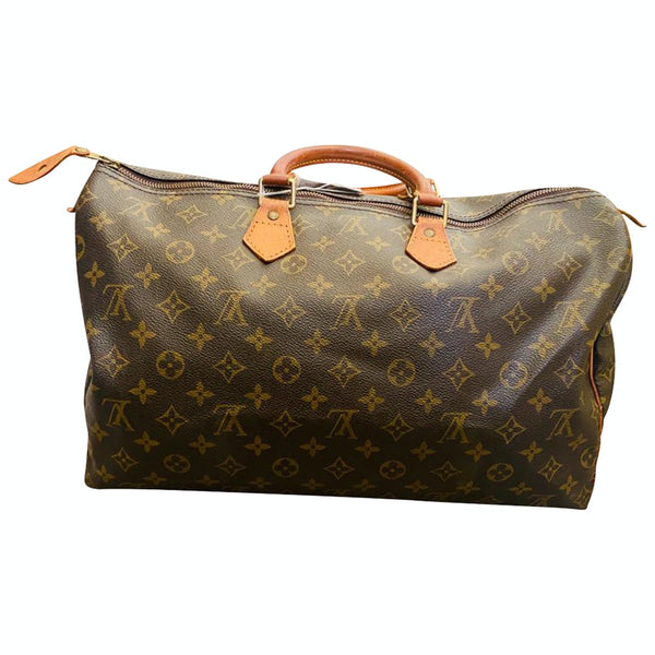 Louis Vuitton  Speedy 40 M41522 Brown Monogram Hand Bag 11489