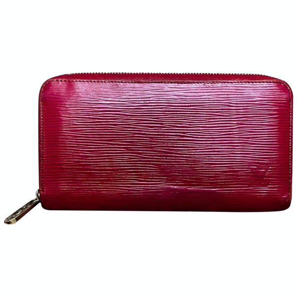 Louis Vuitton Zippy Rose Epi  M61858 Wallet 11539