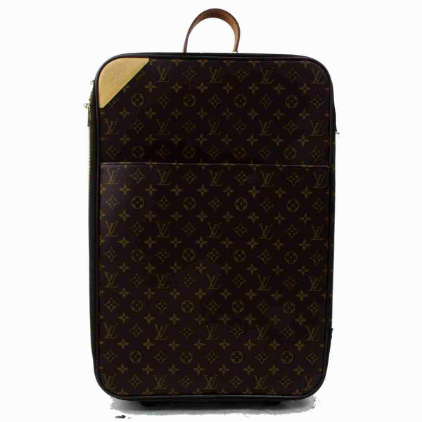 Louis Vuitton Pegase 55 M23294 Brown Monogram Travel Bag 11474