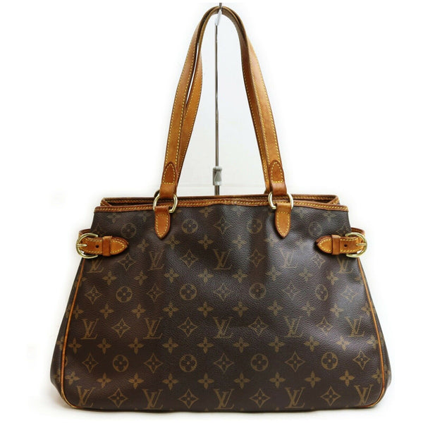 Louis Vuitton Batignolles Horizontal M51154 Brown Monogram Tote Bag 11559