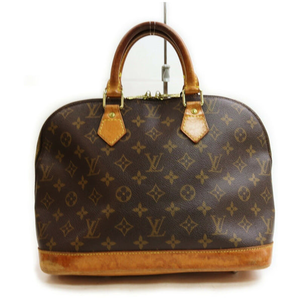 Louis Vuitton Alma M51130 Brown Monogram Hand Bag 11560