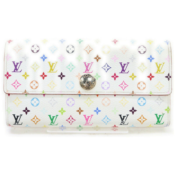 Louis Vuitton Portefeuille Sarah Long Wallet 11546