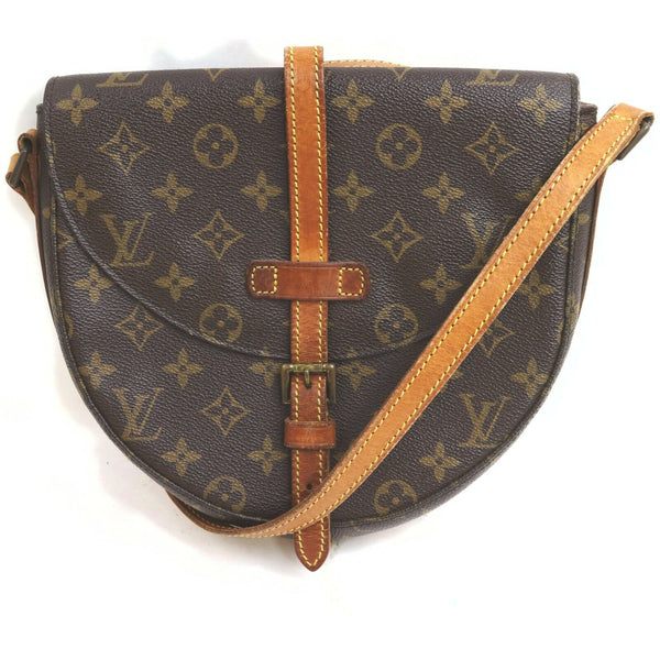 Louis Vuitton Chantilly GM M40647 Brown Monogram Shoulder Bag 11552