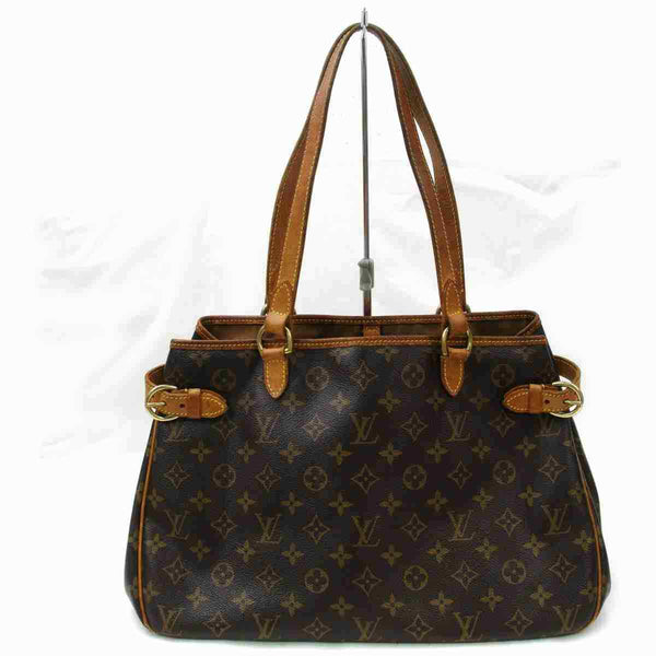 Louis Vuitton Batignolles Horizontal M51154 Brown Monogram Tote Bag 11461