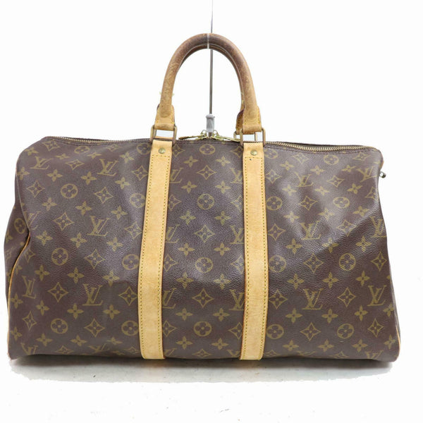 Louis Vuitton Keepall 45 M41428 Brown Monogram Boston Bag