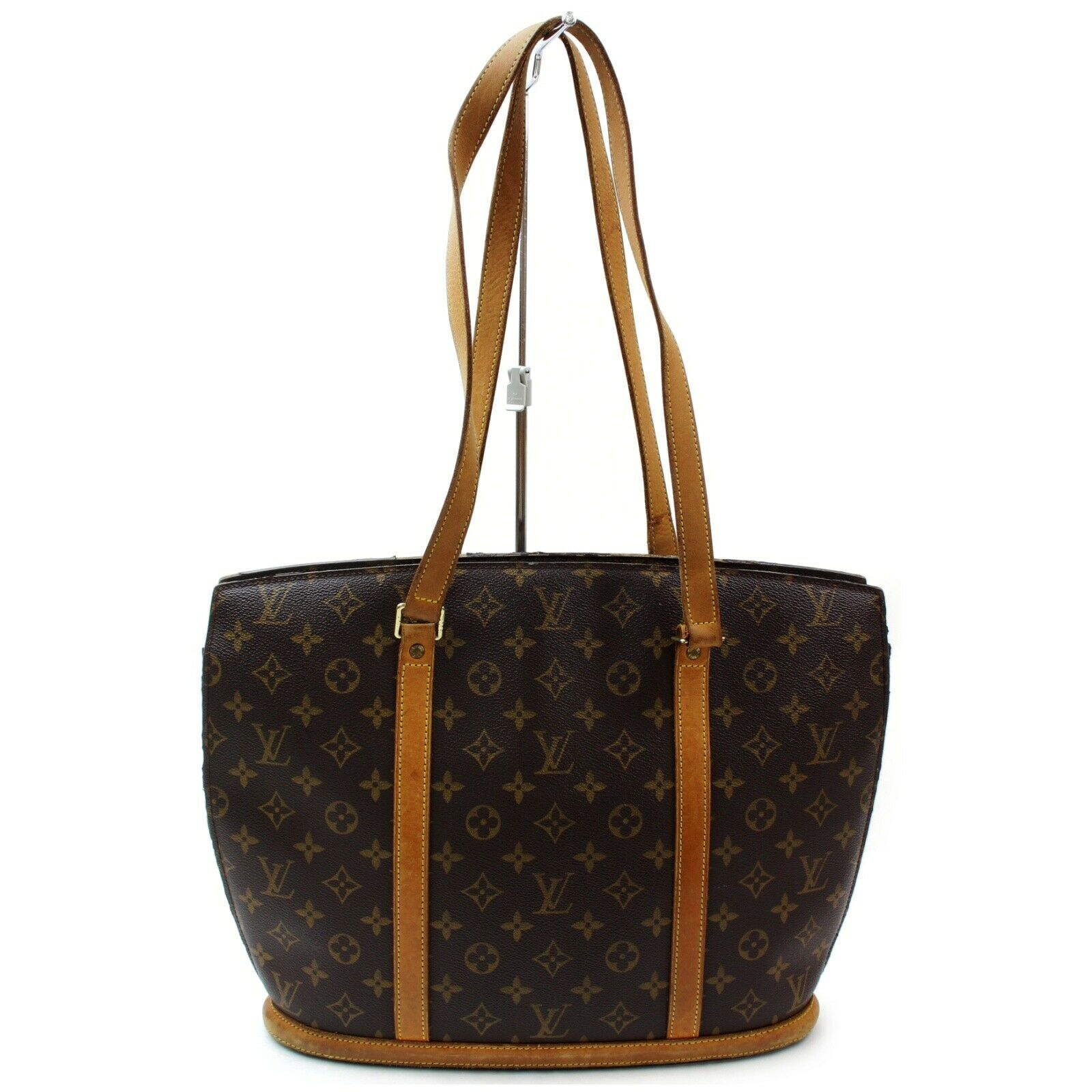 Louis Vuitton Babylone M51102 Brown Monogram Tote Bag 11392 - eModaOutlet