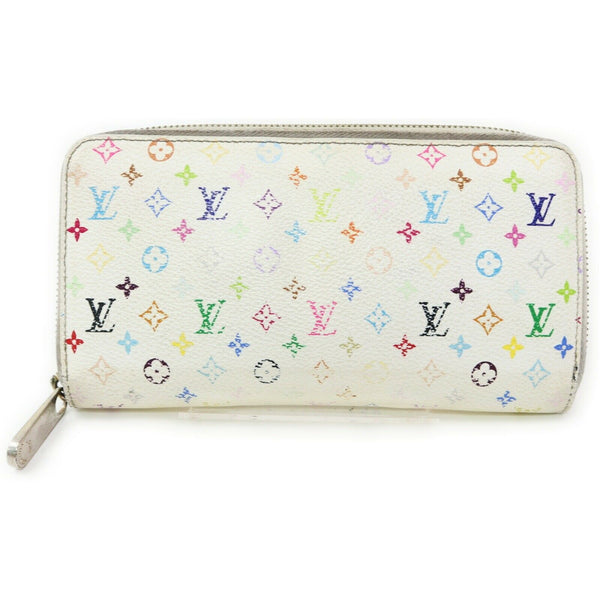 Louis Vuitton Zippy Wallet M60274 Multicolore Monogram Wallet 11558