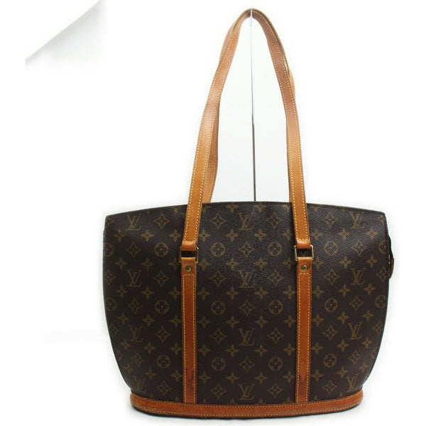 Louis Vuitton Babylone M51102 Brown Monogram Tote Bag 11551