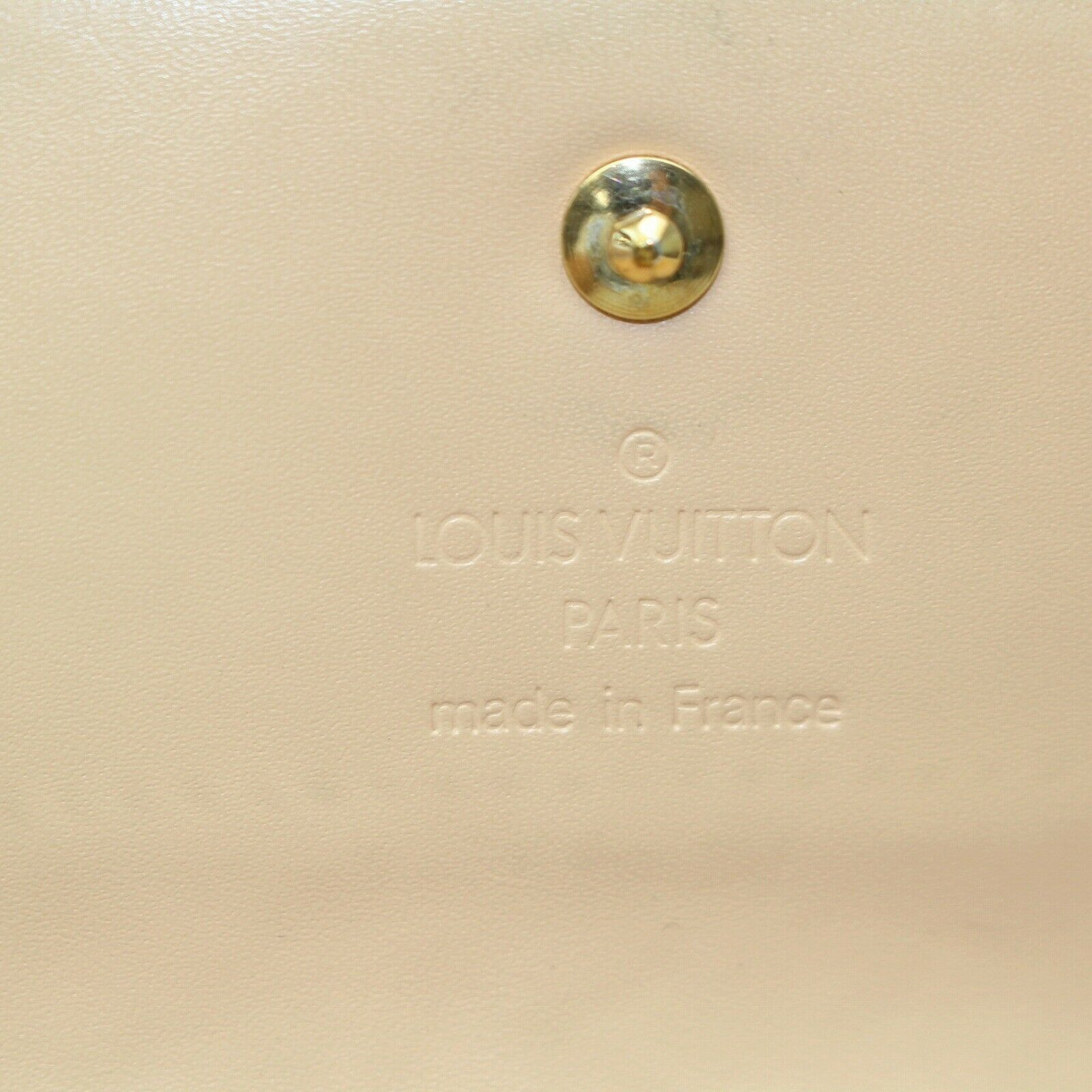 Louis Vuitton Portefeuille Tresor International Long Wallet 11351