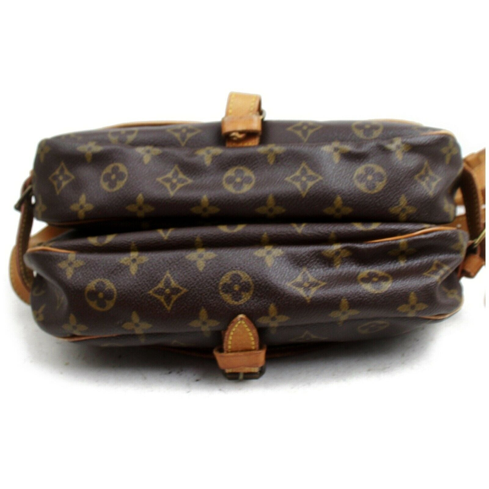 Louis Vuitton Saumur 30 M42256 Brown Monogram Shoulder Bag 11442