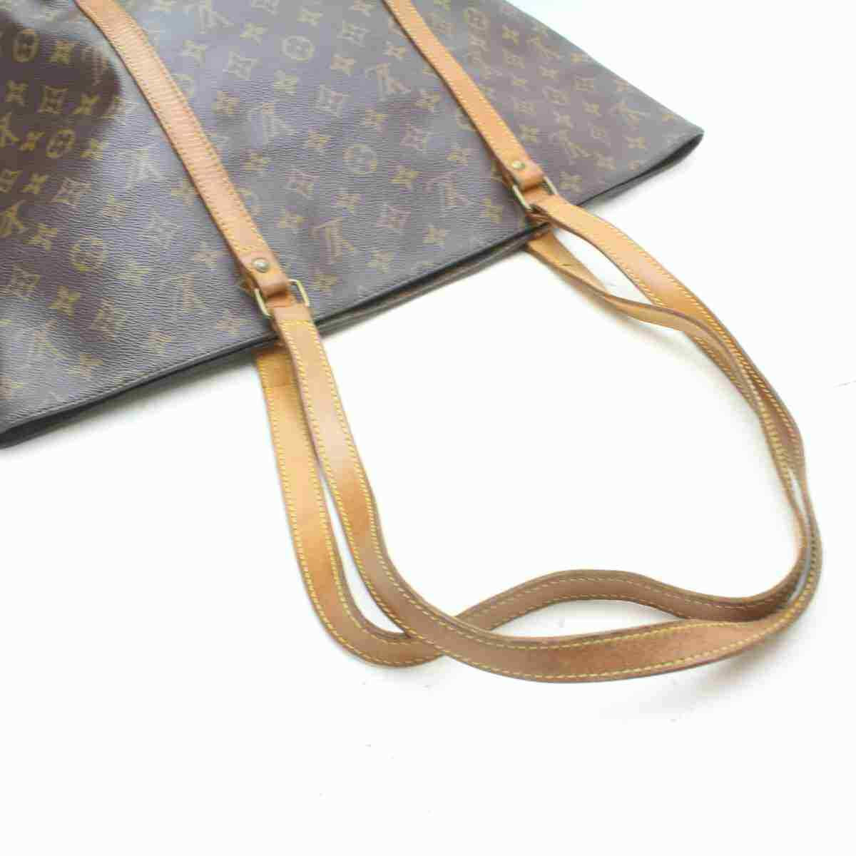 Louis Vuitton Sac Shopping M51108 Monogram Shoulder Bag 11467