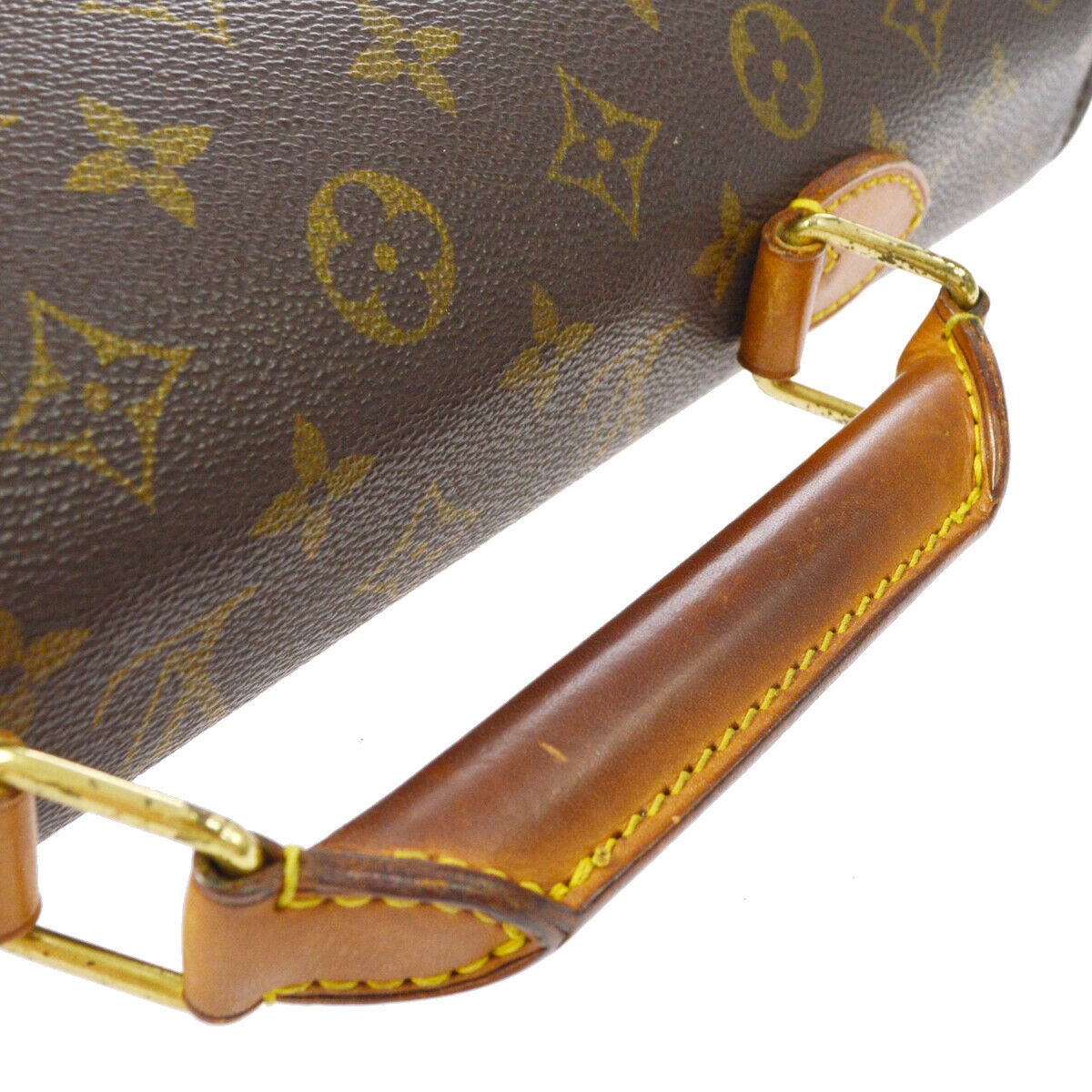 Louis Vuitton SERVIETTE CONSEILLER Monogram M53331 Hand Bag 11533