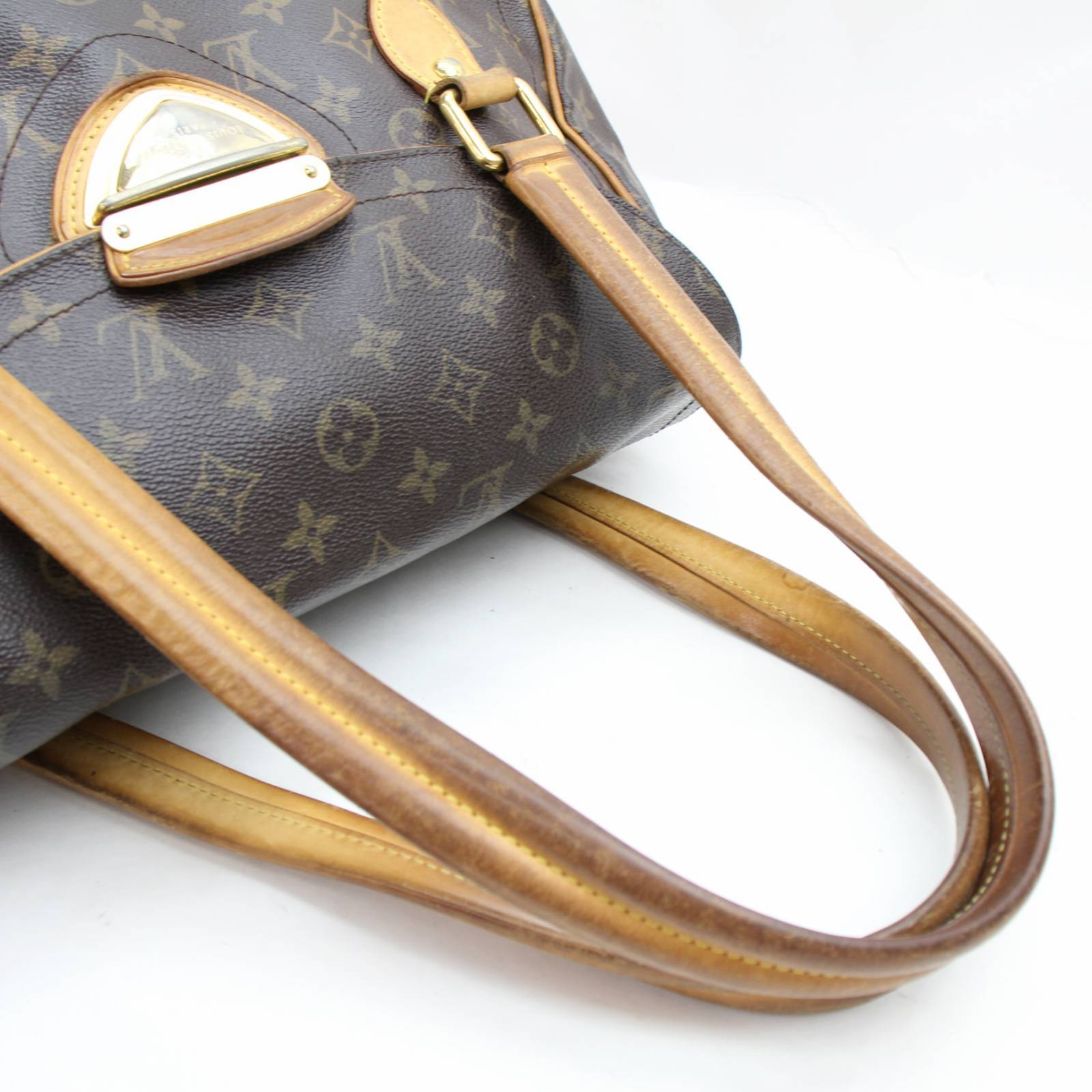 Louis Vuitton Beverly GM Brown Monogram M40120 Hand Bag 11050 - eModaOutlet