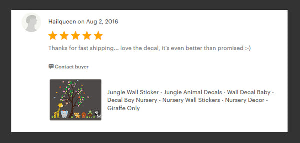 Animal Baby Stickers