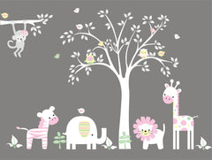 Girls Nursery Decals