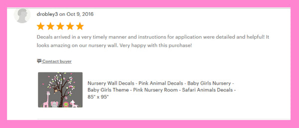 Baby Girls Nursery Decorations Design