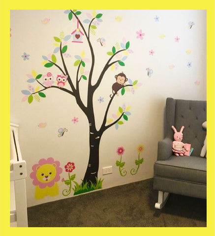Little Girls Room Decals