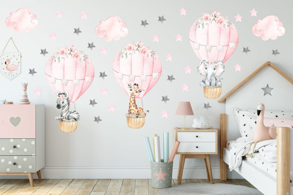 baby girls decals