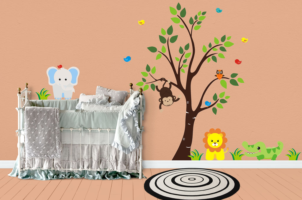 Wall Stickers Baby Room