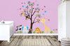 Jungle Animal Wall Stickers