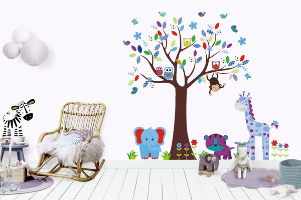 Baby Boy Nursery Decals