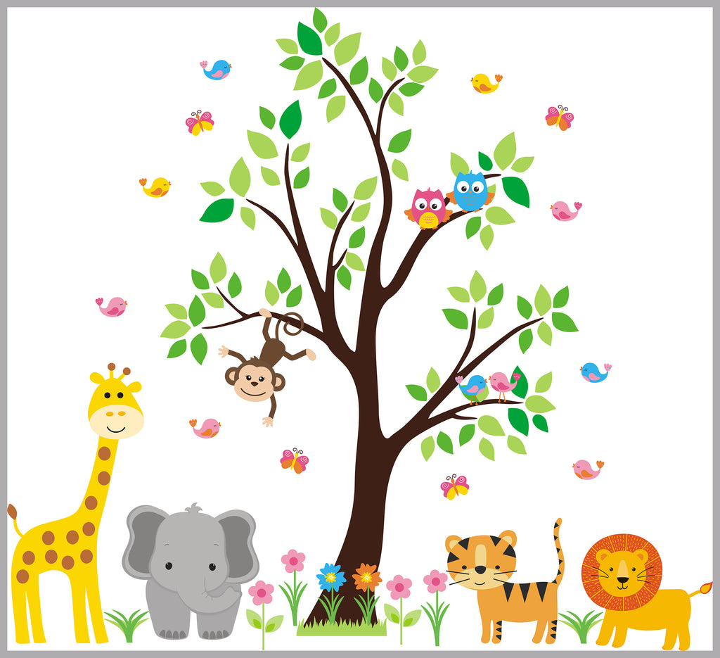 Cute Nursery Decals