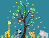 Wildlife Themed Nursery Decor